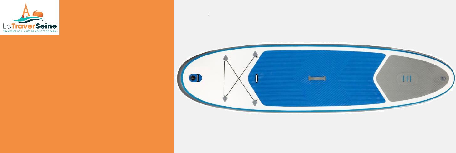 Louez un paddle